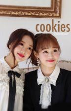 cookies • k.jw + h.sy by lisadahyun