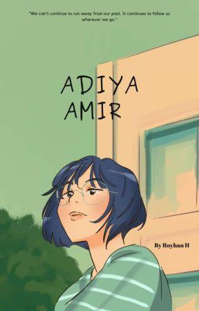 Adiya Amir  by Um_Royhan