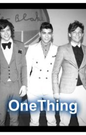 One Thing by mrsnathansykes