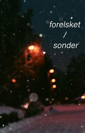 forelsket / sonder | mh. by palekii