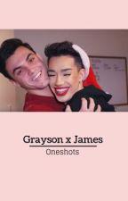 Grayson x James oneshots  by ciphersmh