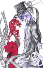 Such A Tease! Grell X Undertaker Oneshot by spooky_kidds
