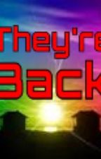 They're Back (Percy Jackson Betrayal) by Restless_Dreamer_742