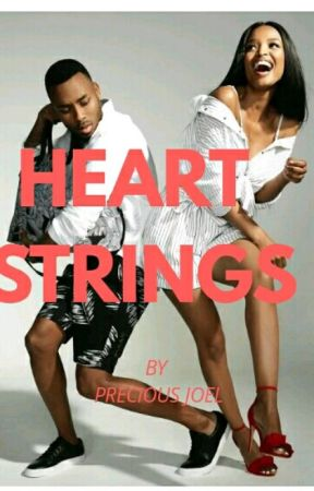 HEART STRINGS. (My Naija Crush). by NecheJay