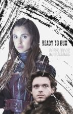 ready to run || robb stark by muahme