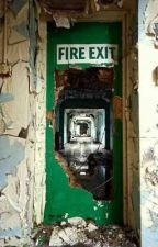 The haunted fire exit door by RutabahKhanum2211