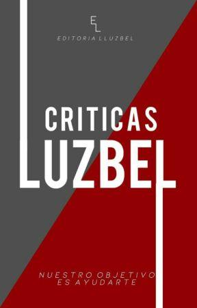 Críticas Luzbel. by EditorialLuzbel