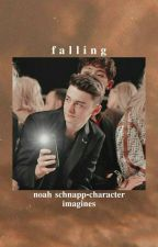 Falling.  by shayschnapp