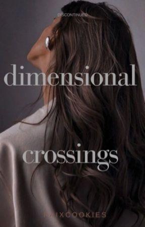 dimensional crossings || book one by kall1ste