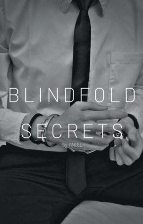 BLINDFOLD SECRETS    Jungkook × Reader ✔ by jikookie17