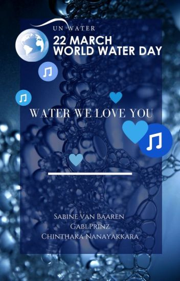 Water We Love You