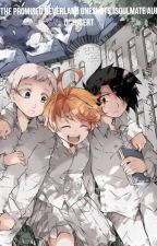 The Promised Neverland Oneshots (Soulmate AU) OC Insert by _az_re_