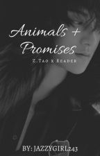 Animals + Promises  - A Z.Tao x Reader by JazzyGirl243