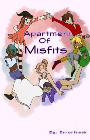 Apartment of Misfits by Errorfreak