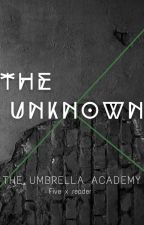 The Powerful Unknown (Number 5 x reader)  by givemefreedom0