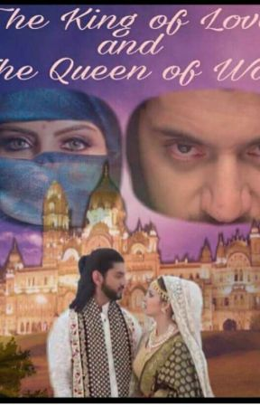 THE KING OF LOVE AND THE QUEEN OF WAR (SS) by MickyMajhi