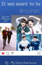 It was meant to be (Woochan Social Media Au) by MyShipsAreCanon