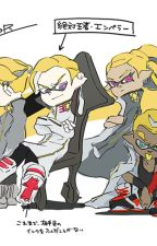 Splatoon Manga: Golden Queen by Amer_Rican_Artist