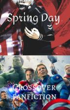 Spring Day(Tokyo Ghoul Avengers crossover) by Nerdwithnolife63