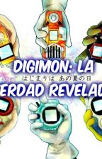 Digimon: La Verdad Revelada by JC_Rivera17