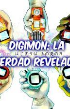 Digimon: La Verdad Revelada by JC_Rivera17