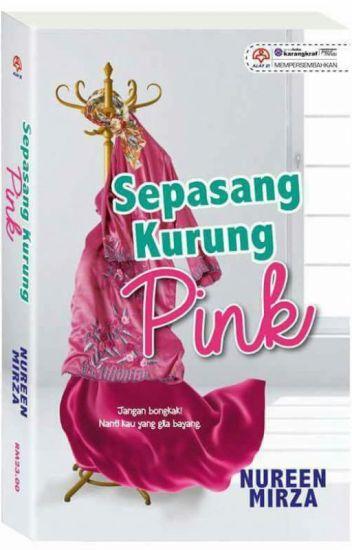 SEPASANG KURUNG PINK (PUBLISHED)