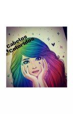 Cabelos Coloridos by MarcellaSilva2004