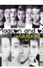 Magcon and O2L Imagines by Awkward_is_alrightt