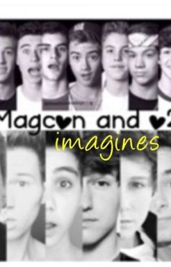 Magcon and O2L Imagines