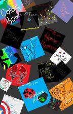 Hermit AU Book! by poweraph