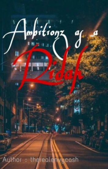 Ambitionz as a ridah