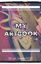 My Artbook by I_am_Ironman3000