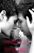 Nouvelle école, Nouvel Amour by macksimm