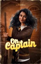 Oh, Captain! ━ Cedric Diggory by babyrobins
