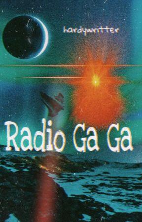 • Radio Ga Ga • Rami Malek + Gwilym Lee • by Hardywritter