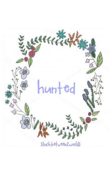 Hunted -pjo-
