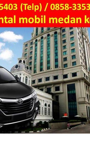 0858 3353 1700 Wa Sewa Mobil Harian Medan 085833531700 Sewa