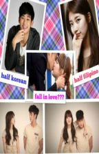 HALF KOREAN HALF FILIPINO FALL IN LOVE??? by psychtaihaereen
