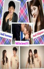 HALF KOREAN HALF FILIPINO FALL IN LOVE??? by psychyareen