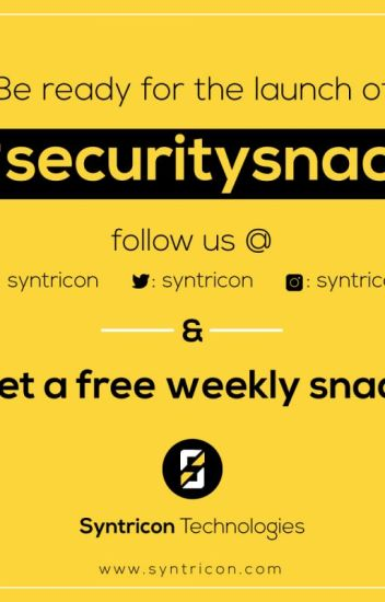 Security Snack   Digital Marketing Campaign 2018-2019 By