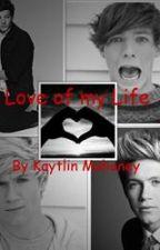 Love of My Life by KaytinMahoney