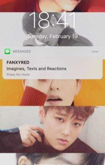FANXYRED Imagines, Texts and Reactions