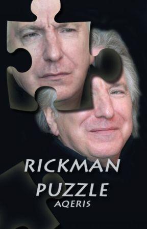 Rickman puzzle by LucieBrandon