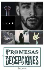 1. Promesas/decepciones »z.h {Editando} by heyIarry