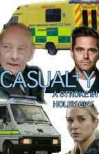Casualty: A stroke in Holby City  by thegallifreybureau