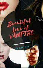 Beautiful Love Of vampire by anviaxx