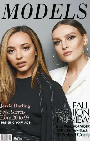 Models    Jerrie by madxxwoman