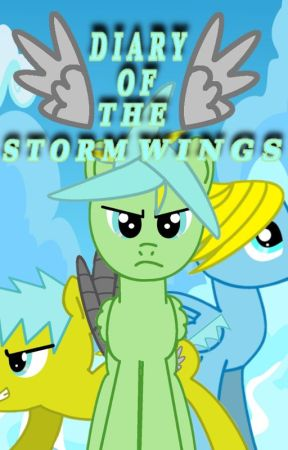 The Legend of Friendship - Diary of the Storm Wings by DanieruLOF