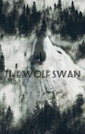 The Wolf Swan //Paul Lahote  by PvrkAccioSan