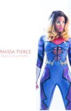 Anissa Pierce Imagines by cactiem